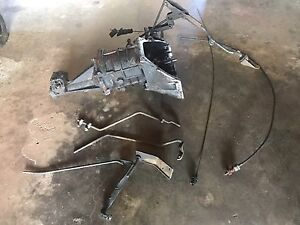 1973 Holden HQ Kingswood 3 speed manual gear box Mount Cotton Redland Area Preview