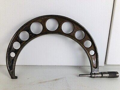 Brown Sharpe 72 7-8 Micrometer