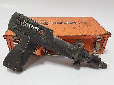 Itw Ramset Red Head Model S38 Low Velocity Piston Type Fastening Tool