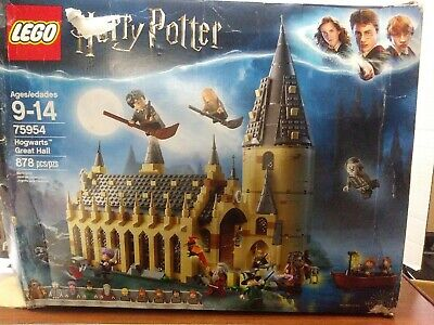 Lego Harry Potter 75954 Wizarding World OPEN BOX - FACTORY SEALED BAGS!!!