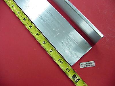 2 Pieces 14 X 2-12 Aluminum 6061 T6511 Flat Bar 11 Long .250 New Mill Stock