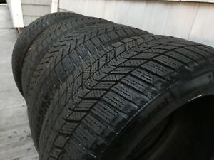 245 45 18 Continental Winter Si Tires