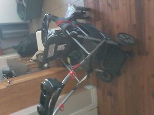 Baby Trend double sit and stand stroller Cambridge Kitchener Area image 5
