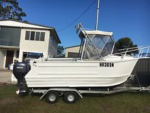 Marlin broadbill pelagian 5.5m,twin hull,cat Sanctuary Point Shoalhaven Area Preview