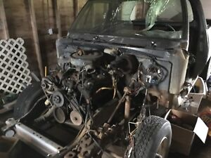 1985 Dodge Ram 250 project truck