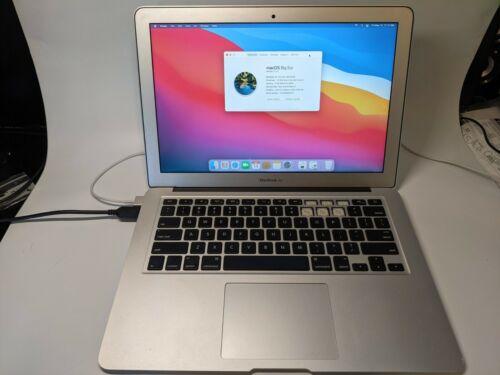 Apple MacBook Air 2013 13 Inch - i5 1.3GHz - 4GB RAM, No SSD, READ***