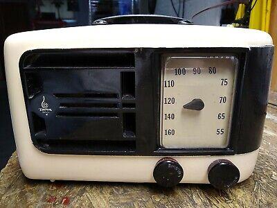 Emerson Model 507 Tube Radio Serviced