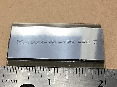 1 Pc  Wavetek  Fg3000-390-100  Optoelectronic Display