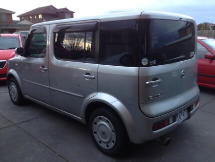 2003 Nissan Cube Van/Minivan West Footscray Maribyrnong Area Preview