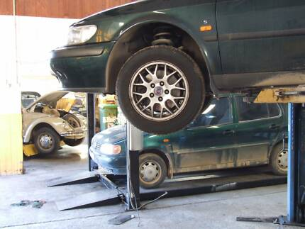 Car Servicing including Log Book Servicing
