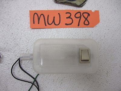 SAAB 9-3 BACK REAR DOME LIGHT CARGO LIGHT DOOR RIGHT LEFT LAMP SWITCH LENS COVER for sale  Dallas