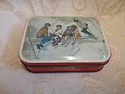 Vintage Milady Confectionery Of Quality Tin
