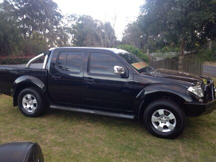 Nissan Navara ST-X  Highfields Toowoomba Surrounds Preview