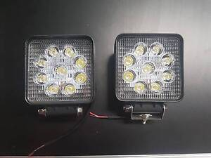 27watt LED Light Reverse Light 4x4 Work Ute ATV quad off road Morayfield Caboolture Area Preview