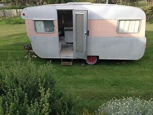 Vintage 1963 Florida Millard Caravan Invermay Launceston Area Preview