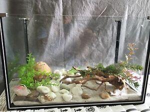 Fish tank or crazy crab enclosure Halls Head Mandurah Area Preview