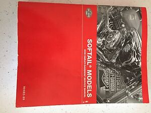 Harley davidson 2009 softail service manual Winthrop Melville Area Preview