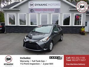 2018 Toyota Yaris LE ONLY 6K! CLEAN! OWN FOR $137 B/W, 0 DOWN...