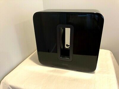 Sonos SUB Home Theater Subwoofer Black (Glossy)