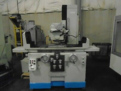 Summit Mile 8 X 16 Hydraulic Surface Grinder Automatic