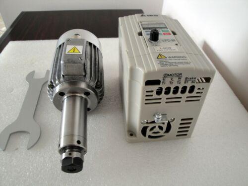 SFJ HENS32 SPINDLE MOTOR & DELTA VFD CONVERTER