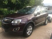 Holden Captiva 2011 Ormeau Gold Coast North Preview