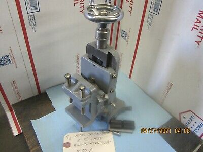 Atlas Craftsman 10 12 Lathe Milling Attachment 500a