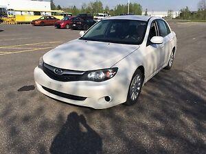 Subaru impreza 2.5i 2011 automatique