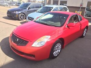 2009 NISSAN ALTIMA COUPE AUT! 98000 Miles! Only $5500! Nice!