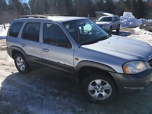 2003 Mazda Tribute LX AWD