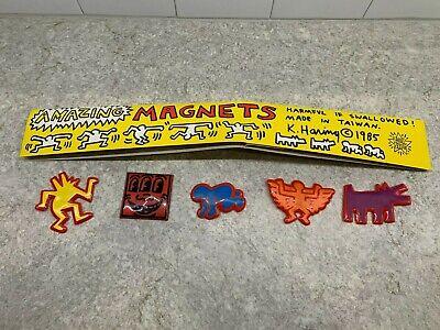 Keith Haring Refrigerator Magnets Pop Shop