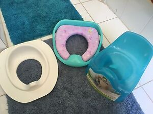 Toddler toilet seats and potty Halls Head Mandurah Area Preview