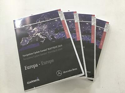 Mercedes-Benz UPDATE Garmin MAP PILOT Navigation Audio 20 - SD-Karte EUROPA 2020 Garmin Audio