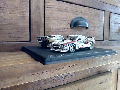 1/43 Lancia 037 Rally Memorial Set Tour de Corse 1984 HPI Racing