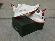Adidas NMD R2 PK White and Core Red US10.5 Sydney City Inner Sydney Preview