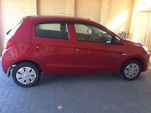 2013 Mitsubishi Mirage - LOW KMS, Must sell!! Waikiki Rockingham Area Preview