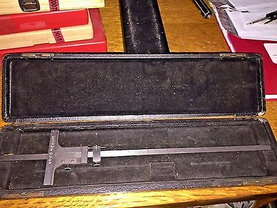 Starrett No. 448 Vernier Depth Gage