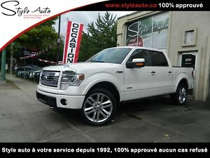2014 Ford F-150 LIMITED TOIT NAV