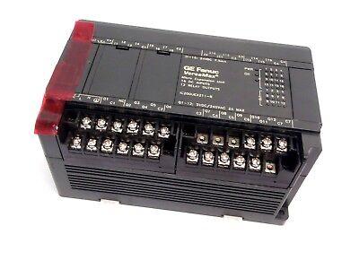 Ge Fanuc Ic200uex211-b Versamax Micro Expansion Unit 5vdc 2a