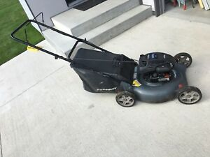2 in 1 Murray 4.75hp lawnmower. Lawn mower