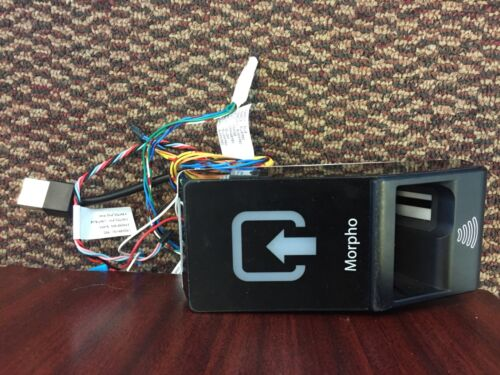 MORPHO TRAK SIGMA LITE PROX Biometric & Prox iClass Reader 293667766 MPH-AC0018