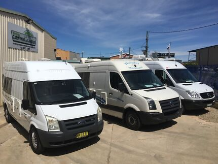 AUSTRALIA'S BEST VALUE 2 BERTH MOTORHOMES