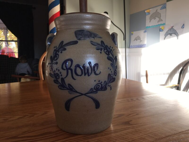 Limited Edition Rowe Butter Churn
