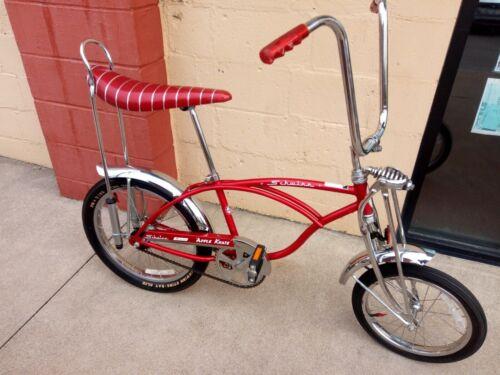 Schwinn Stingray Apple Krate Muscle Bicycle 1999