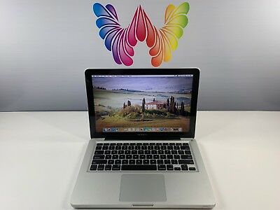~ Apple MacBook Pro 13 Pre-Retina NEW UPGRADES 8GB RAM 1TB SSD HYB ~ WARRANTY ~