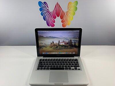 ~ Apple MacBook Pro 13 Pre-Retina NEW UPGRADES 8GB RAM 1TB SSD HYB ~ WARRANTY ~