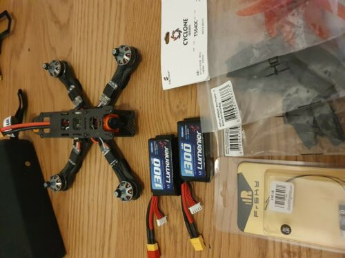 Lumenier Qav-R Fpv Racing Drone Bnf With Extras
