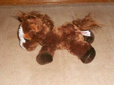 AURORA DREAMY EYES HORSE PONY PLUSH, 10