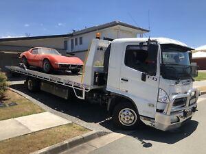 Transport Mackay/Rockhampton to Brisbane