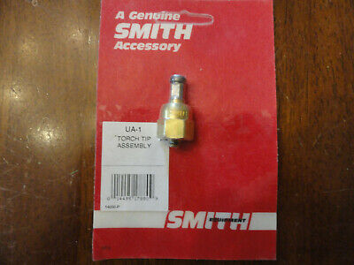 Miller Smith Little Torch Tip Assembly Ua-1 Hvac Jewelry Repair